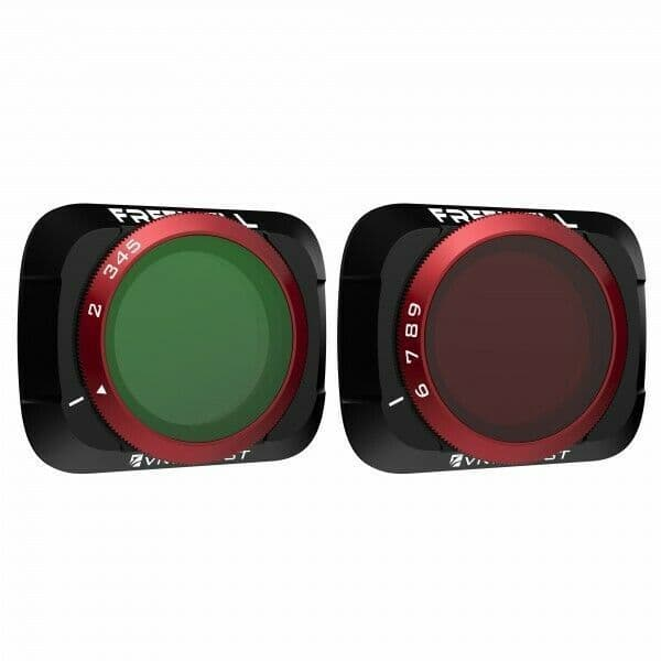 Freewell Hard Stop VND XMIST 2 Pack - For The DJI Mavic Air 2 - UK Stock
